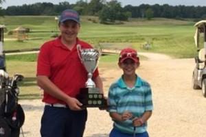 2015 Junior Club Champion and Juvenile Club Champion