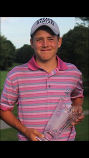Congratulations Aidan Gavey for winning the AJGA in Barrie 71-74-66