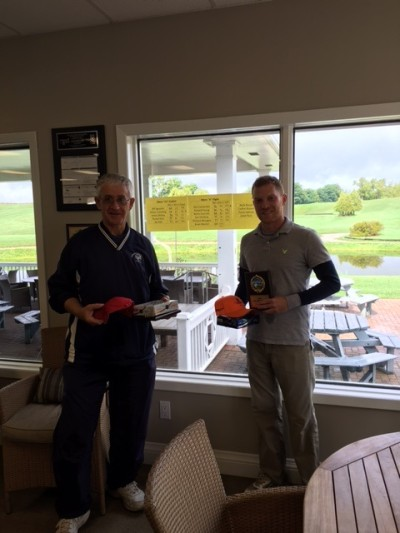 Club Champs for 2016–Congrats to Ray Czerwonka A Flight champ and Amos Cummings  the Championship Flight Champ