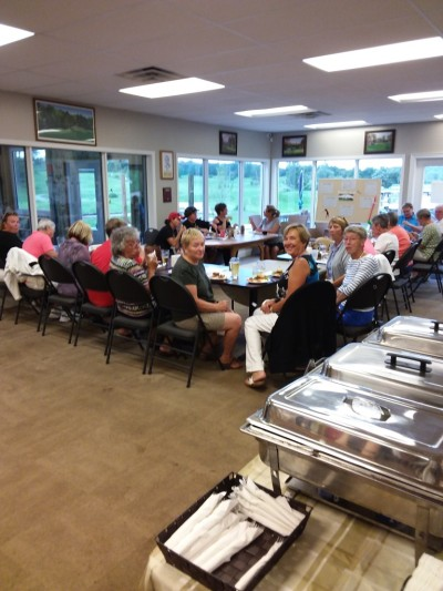 1st Annual Ladies Ryder Cup—great fun is had by all!