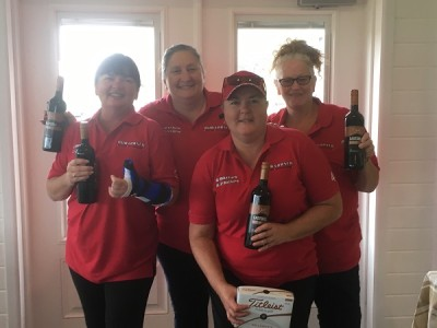 Congrats to the team from Our Corner – winners of the Pub Challenge