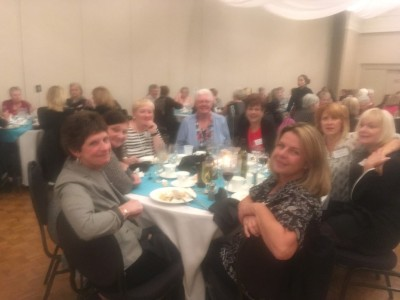 More pictures form the 2017 Ladies Club Banquet